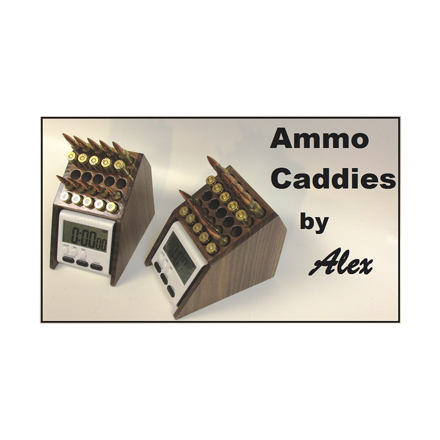 Ammo Caddies by Alex