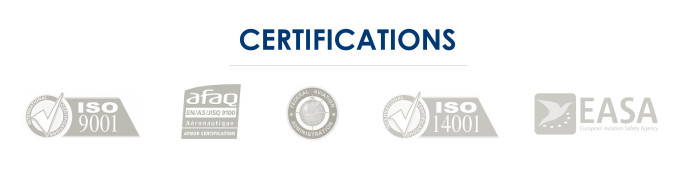 Crouzet certifications