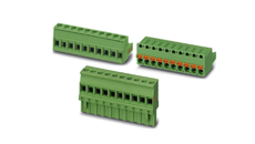 Removable connectors