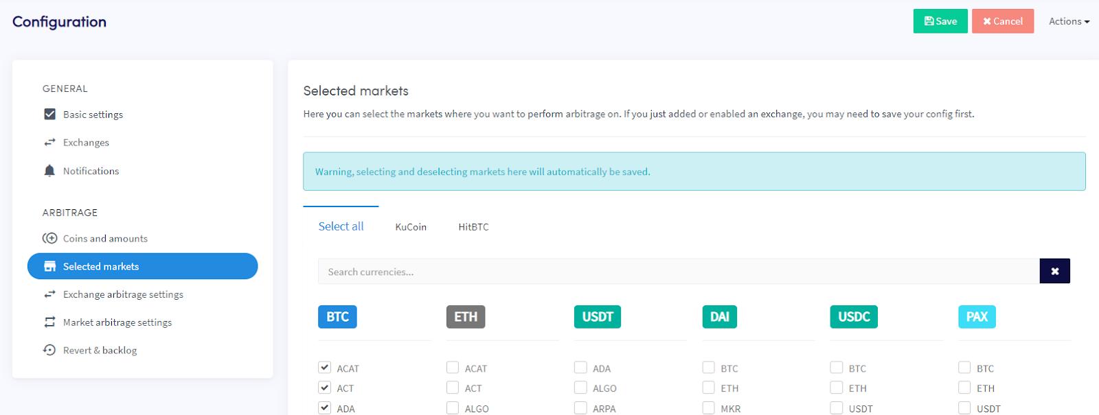 market exchange triangular arbitrage troubleshooting portfolio management manager free blockfolio delta automated automatic crypto cryptocurrency bitcoin ethereum trading bot platform cryptohopper