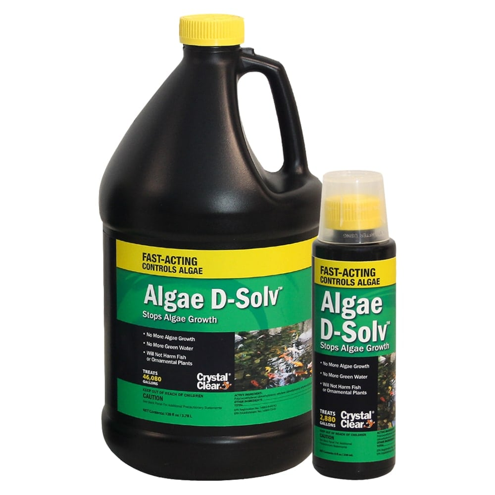 CrystalClear® Algae D-Solv™