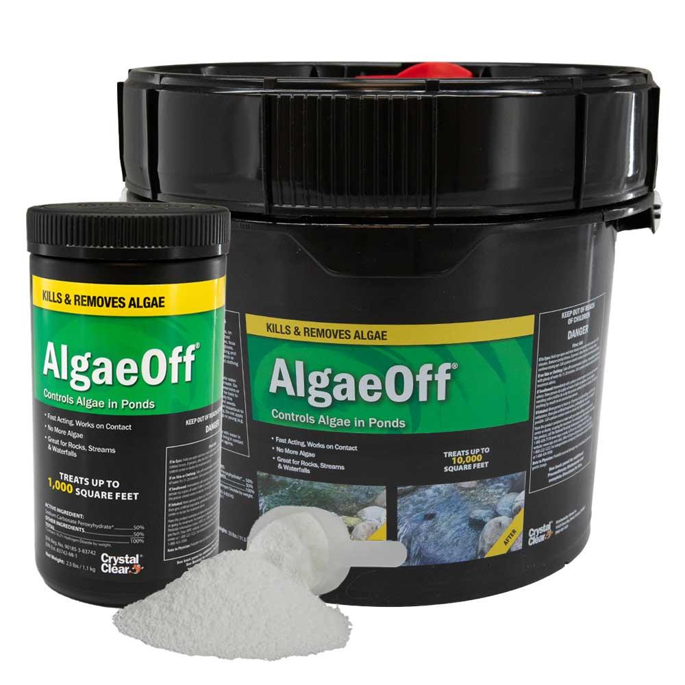 CrystalClear® AlgaeOff®