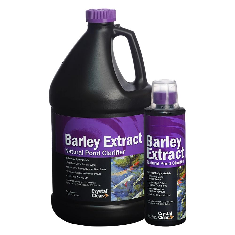 CrystalClear® Barley Extract™