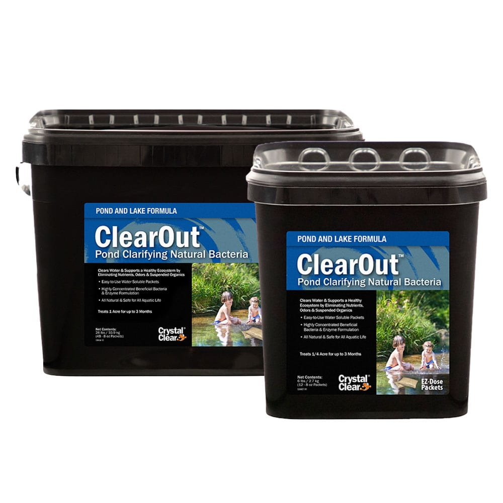 CrystalClear® ClearOut™