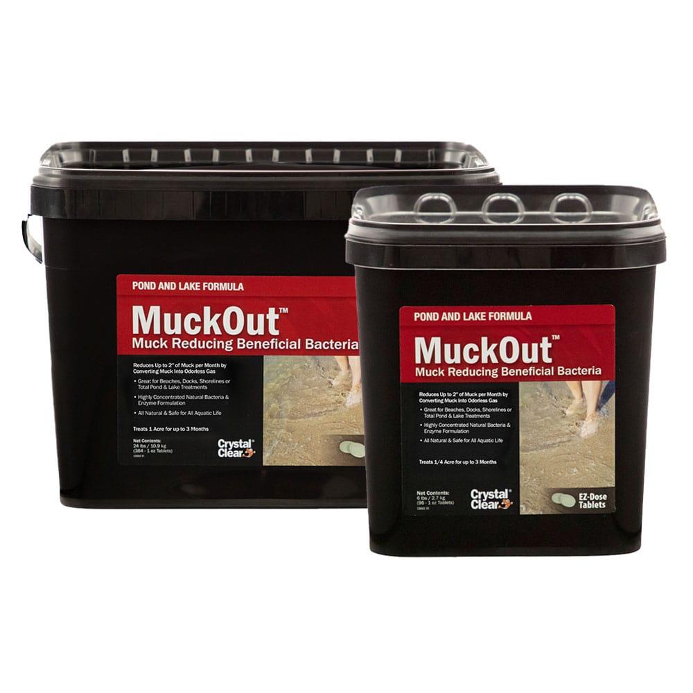 CrystalClear® MuckOut™
