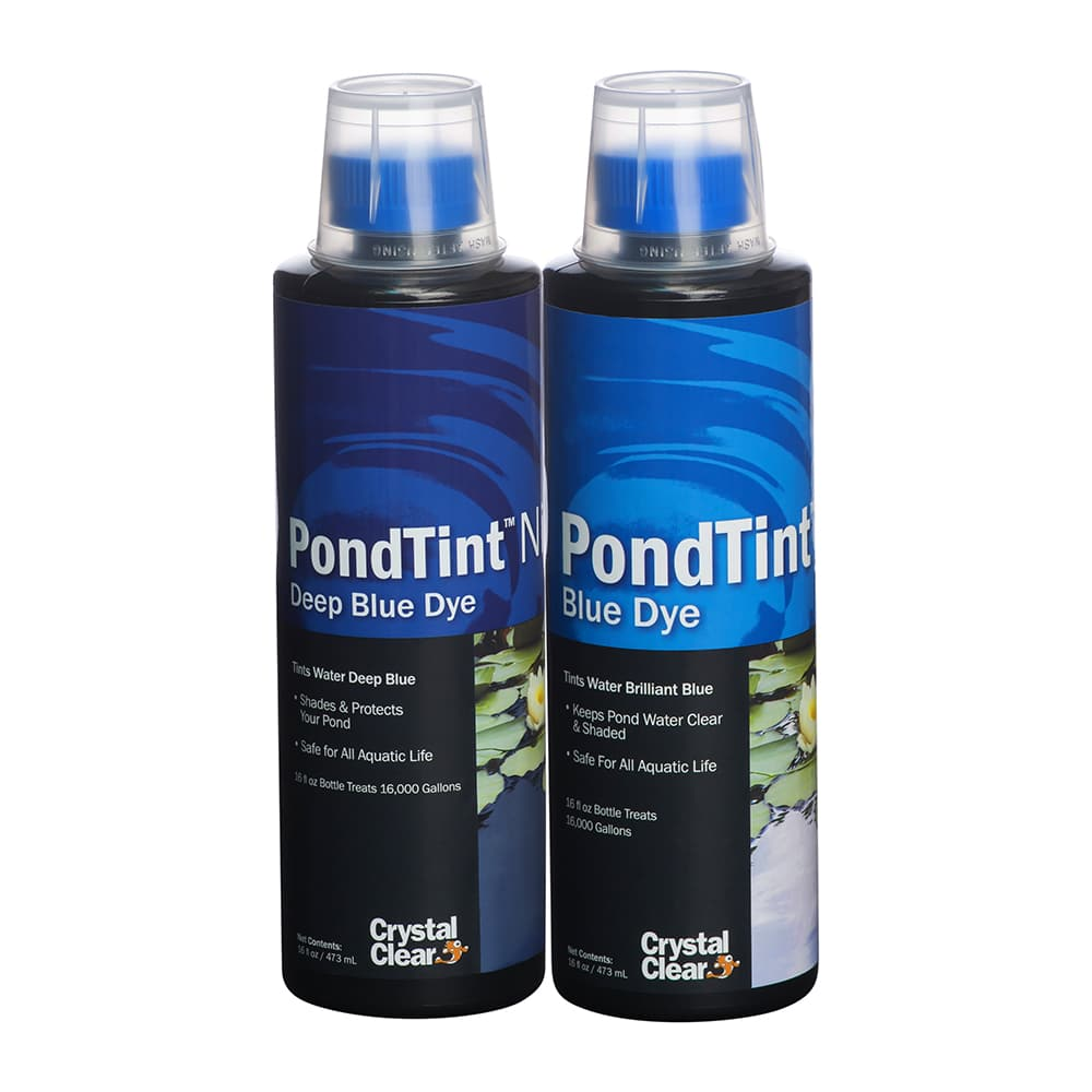CrystalClear® PondTint™