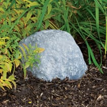"CrystalClear® TrueRock™ Mini Boulder Covers 10""L x 8""W x 5""H"