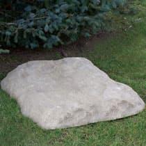 "CrystalClear® TrueRock™ Large Flat Covers 42""L x 36""W  x 5""H"