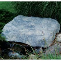 "CrystalClear® TrueRock™ Medium Flat Covers 32""L x 26""W  x 4""H"