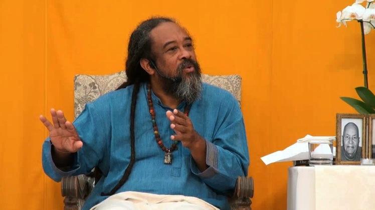 Story Teller: Mooji Sangha