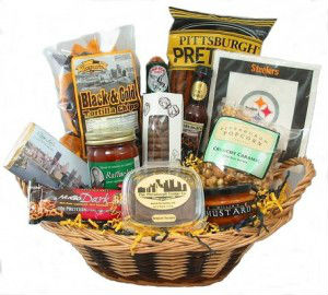 Gift Basket With Options