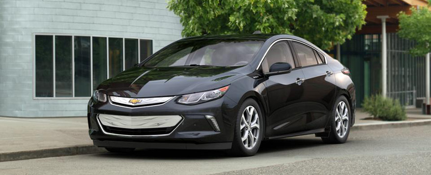 2017 Chevrolet Volt Premier Vehicle Image