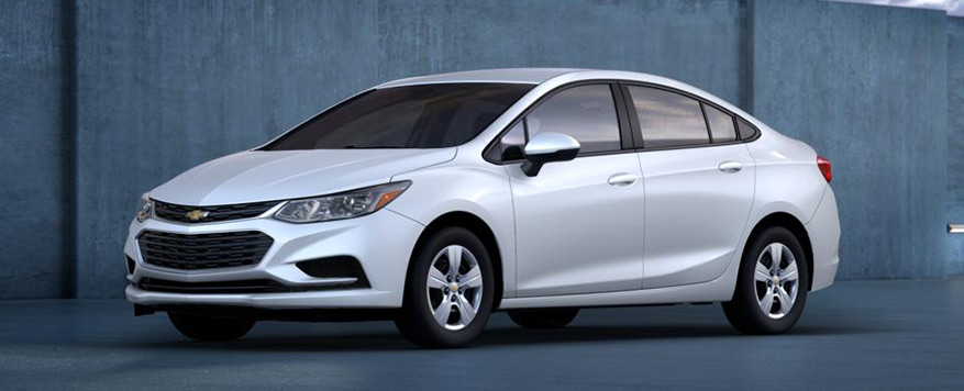 2017 Chevrolet Cruze Sedan L Vehicle Image