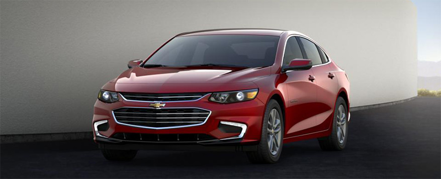2017 Chevrolet Malibu 1LT Vehicle Image