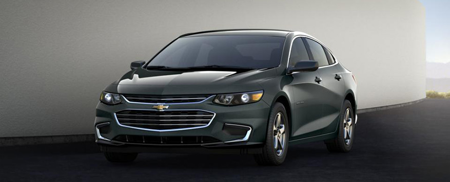 2017 Chevrolet Malibu LS Vehicle Image