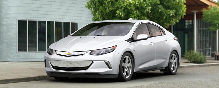2017 Chevrolet Volt LT Vehicle Image