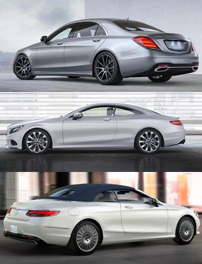 Mercedes-Benz S-Class - Image