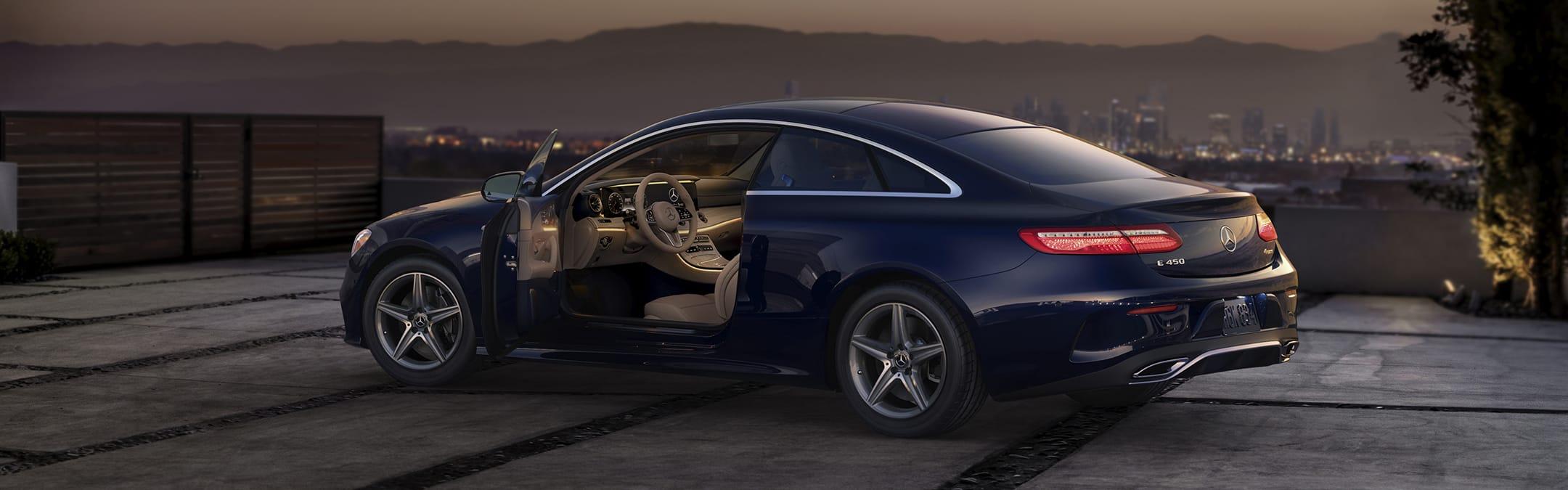 Mercedes-Benz E-Class Coupe - Image