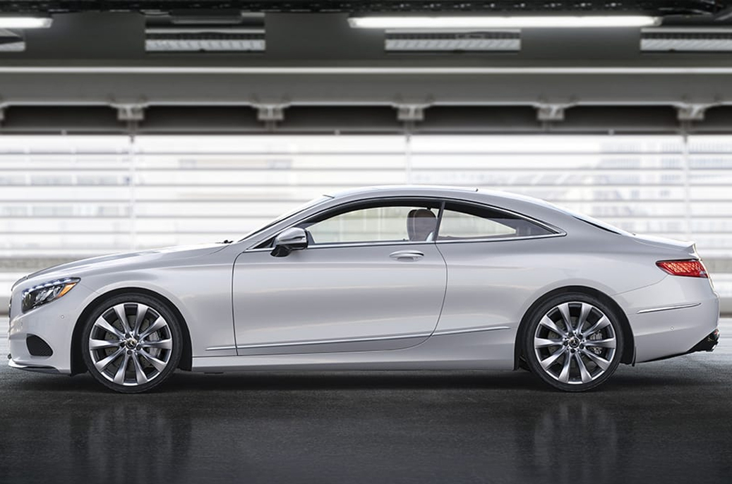 Mercedes-Benz S-Class Coupe - Image