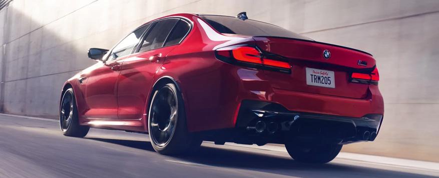 BMW M5 - Image