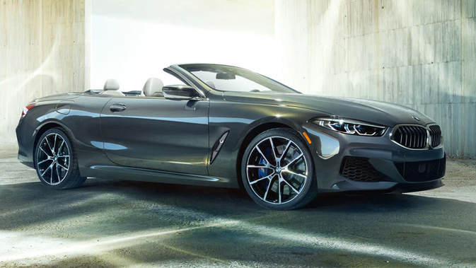 BMW 8 Series - Image