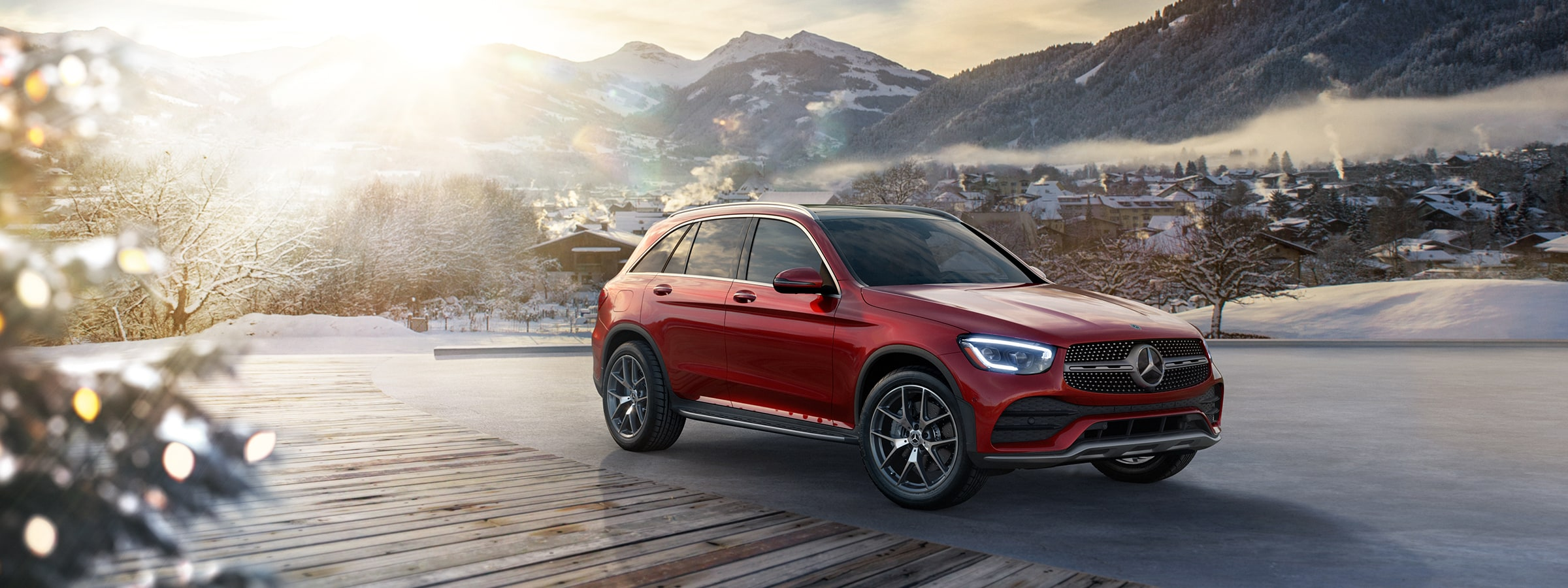Mercedes-Benz GLC - Image