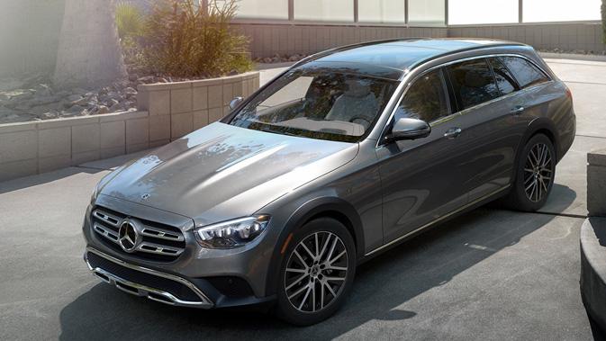 Mercedes-Benz E-Class - Image
