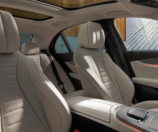 Mercedes-Benz E-Class Sedan - Image