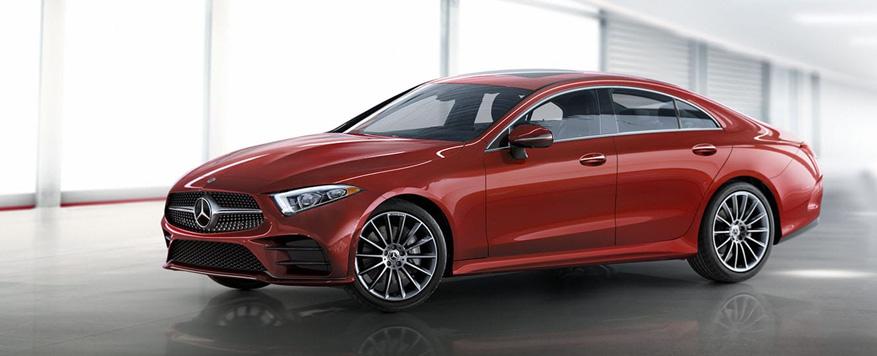 Mercedes-Benz CLS - Image