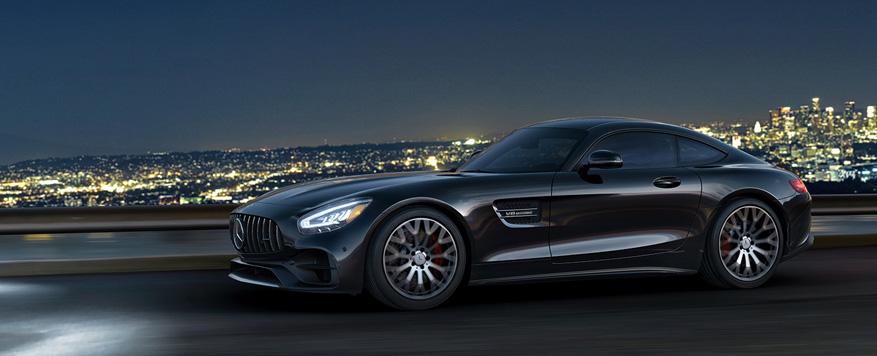 Mercedes-Benz AMG GT - Image