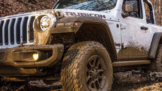 Jeep Wrangler - Image