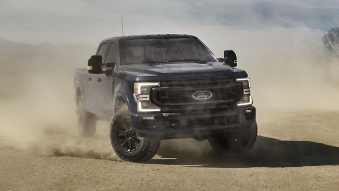 Ford Super Duty - Image
