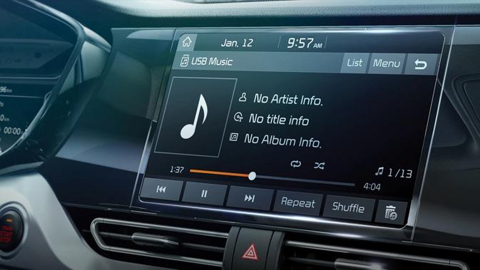 Kia Niro Plug-In Hybrid - Image