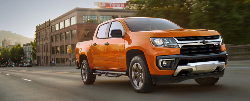 Chevrolet Colorado - Image