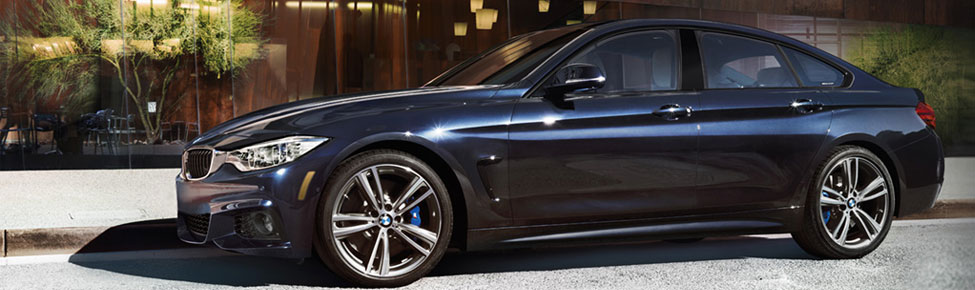 4-Series Gran Coupe