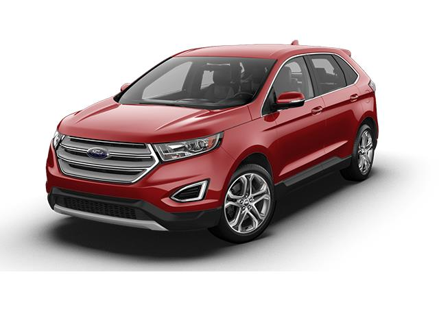 2017 Ford Edge Titanium AWD - Special Offer