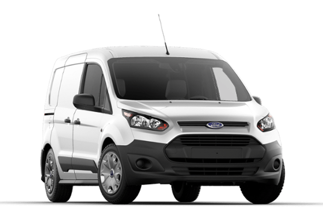 2017 Ford Transit Connect XL Cargo Van Rear Symmetrical Doors - Special Offer