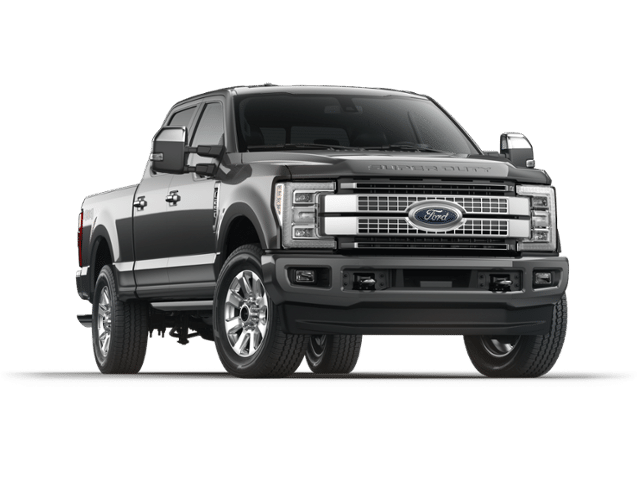 2017 Ford F-250 Platinum Supercrew 4WD - Special Offer