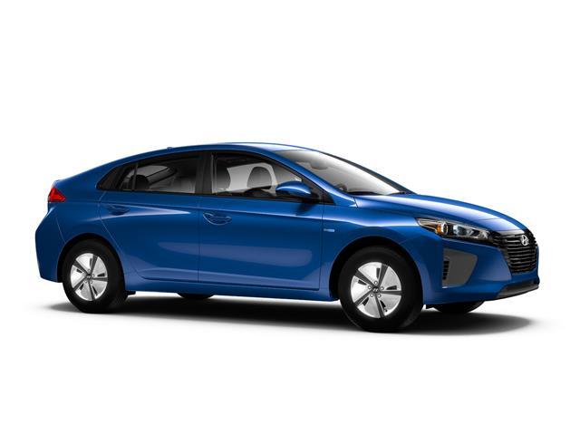 2017 Hyundai Ioniq Hybrid Blue - Special Offer