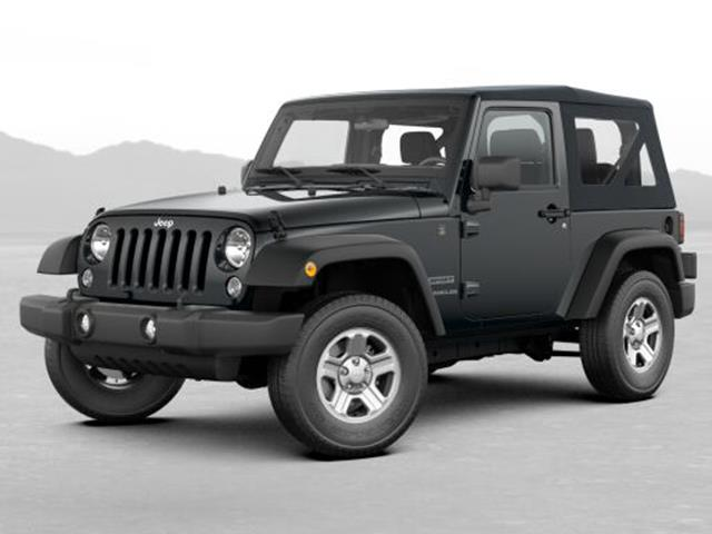 2017 Jeep Wrangler Sport 4x4 - Special Offer
