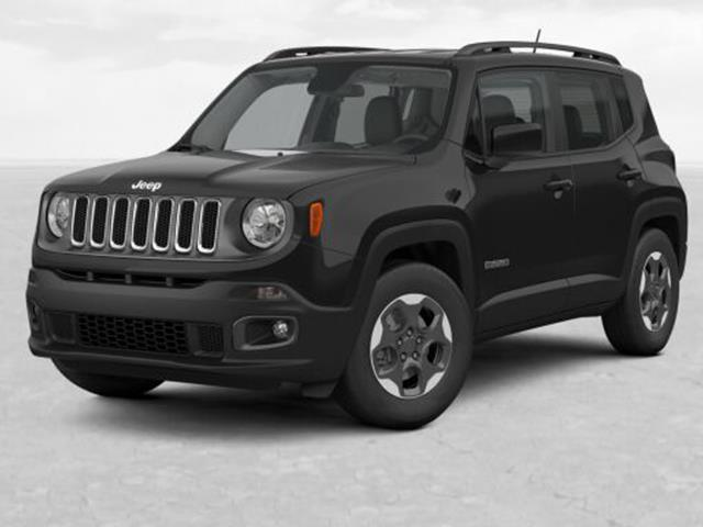 2017 Jeep Latitude 4x4 - Special Offer