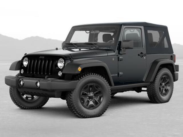 2017 Jeep Wrangler Willys Wheeler 4x4 - Special Offer