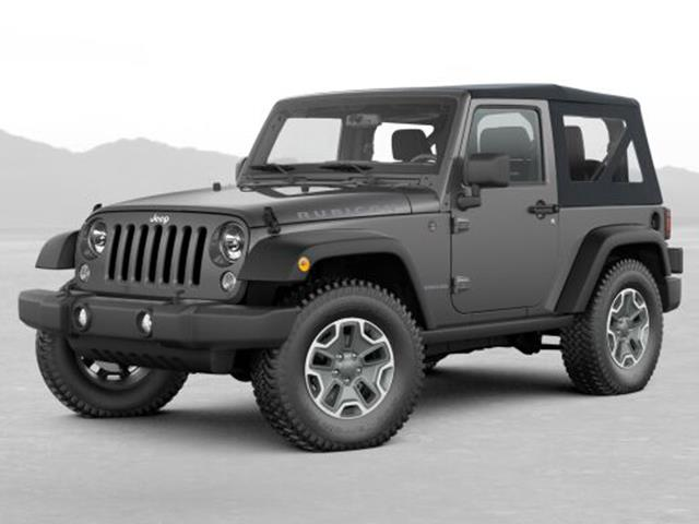2017 Jeep Wrangler Rubicon 4x4 - Special Offer