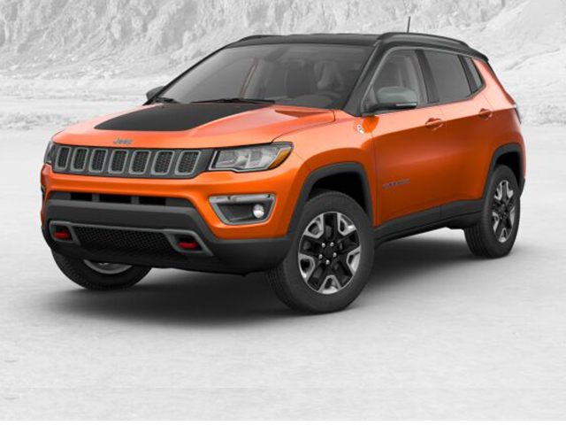 2017 Jeep Compass Trailhawk 4x4 - Special Offer