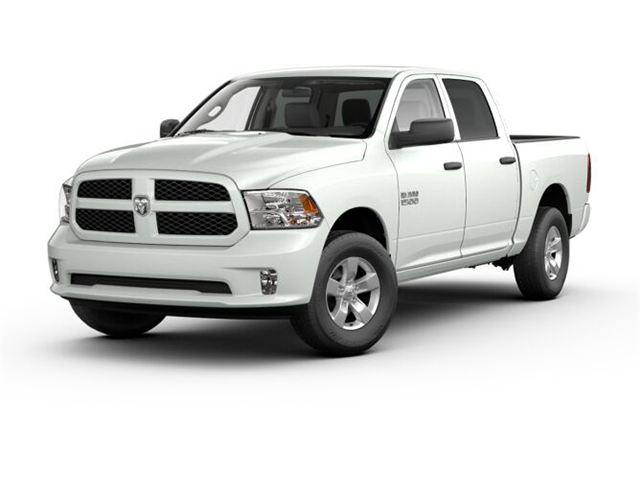 2017 Ram Express Crew Cab 4x4 - Special Offer