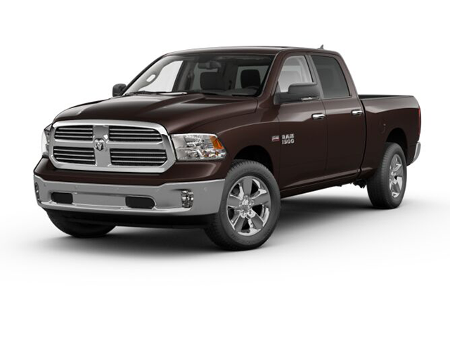 2017 Ram Big Horn Crew Cab 4x4 - Special Offer