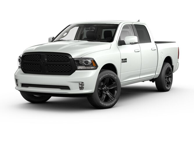 2017 Ram Night Crew Cab 4x4 - Special Offer