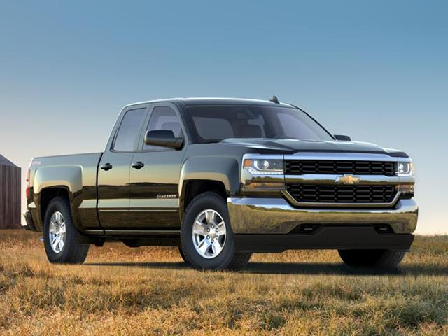 2017 Chevrolet Silverado 1500 Double Cab Standard Box LT 4WD - Special Offer