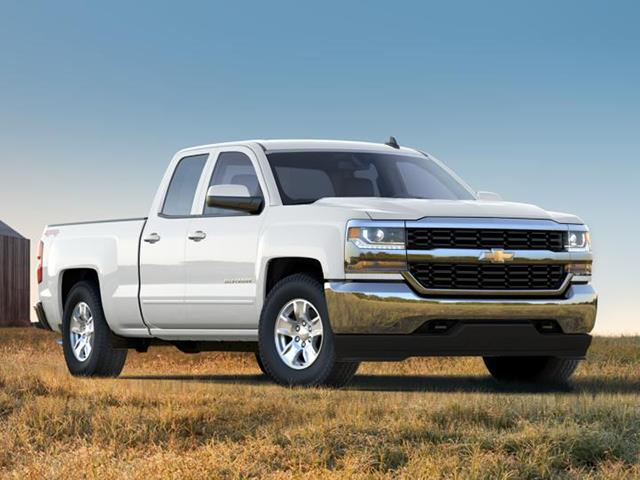 2017 Chevrolet Double Cab Standard Box LT 4WD - Special Offer