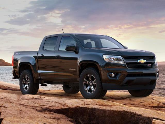 2017 Chevrolet 4WD Crew Cab Short Box Z71 - Special Offer
